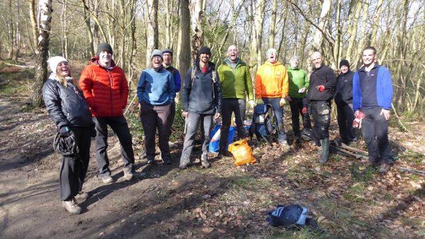 Blacka Moor Trail day – Devil's Elbow