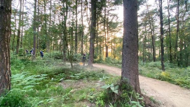 Lady Cannings Trail Day & Social